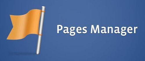 Facebook Pages Manager voor Android nu voor iedereen beschikbaar