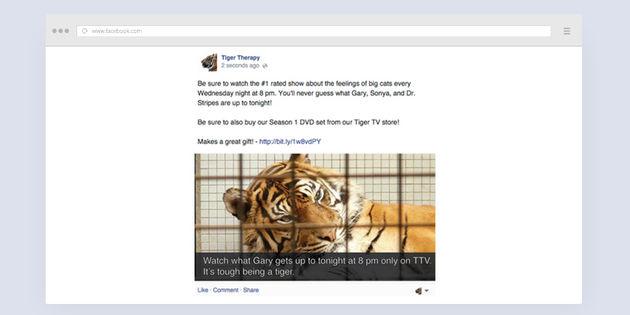 Facebook past wederom algoritmes aan