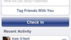 Facebook Places alleen nog in de VS beschikbaar