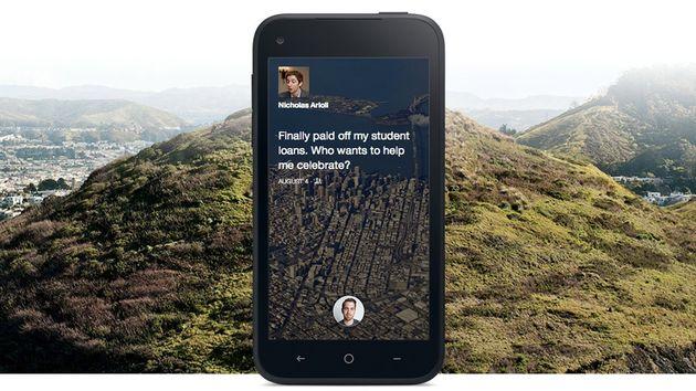 Facebook rolt update Facebook Home uit