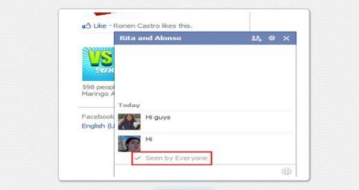 Facebook Undetected: berichtjes lezen op Facebook zonder dat anderen het zien