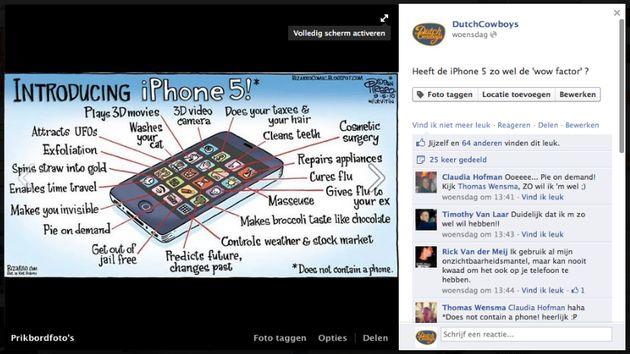 Facebook verbetert 'Photo experience'