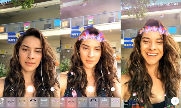 facefilters