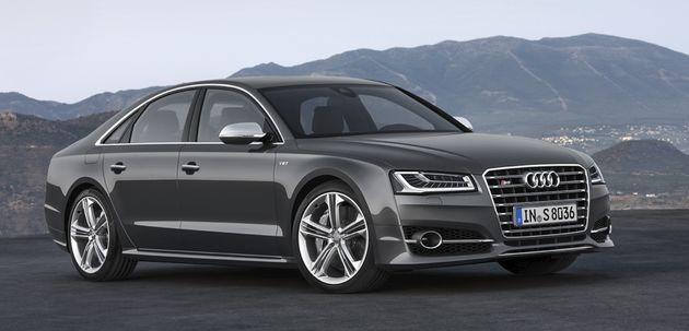 Facelift voor nieuwe Audi A8 en S8