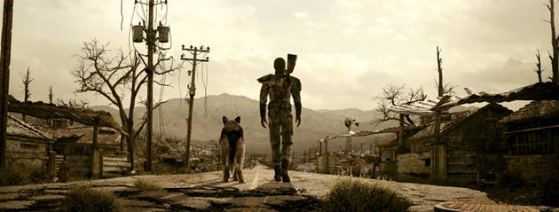 Fallout: New Vegas blijft gelukkig stilstaan