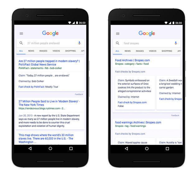 false-google