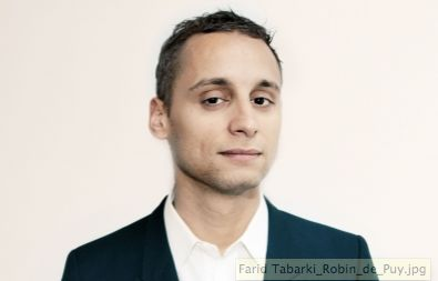 Farid Tabarki wint Trendwatcher of the Year Awards 2012
