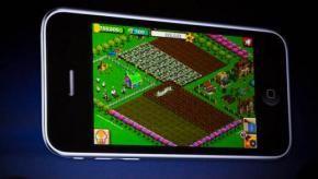 Farmville binnen een maand op iPhone