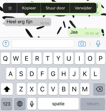 favoriet-whatsapp