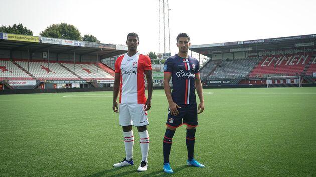 FC Emmen EasyToys shirts