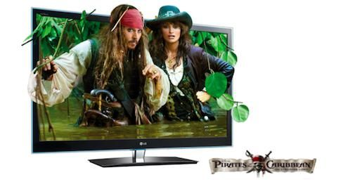 #FFGLBS Maak kans op VIP-Package : Pirates of the Caribbean 4 : Disney Parijs