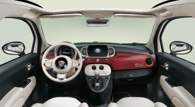 Fiat_500_60th_interieur