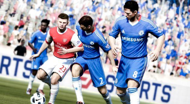 FIFA 12 belooft een revolutie