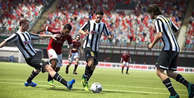 FIFA 13 is koning van de velden