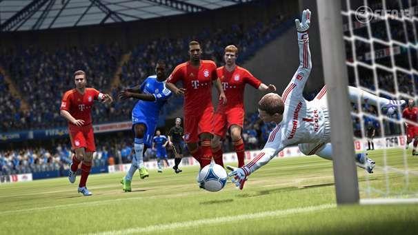 FIFA 13 op Gamescom: Lekker ballen!