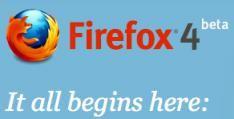 Firefox 4 Beta versie 9 is nu te downloaden