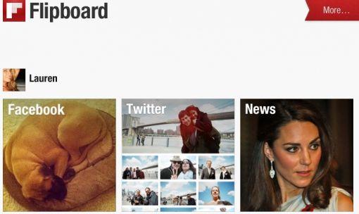 Flipboard maakt zich klaar voor de iPhone-versie
