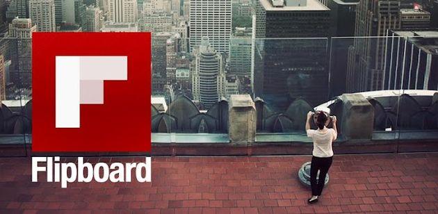 Flipboard voor Android officiëel beschikbaar met Google+ integratie