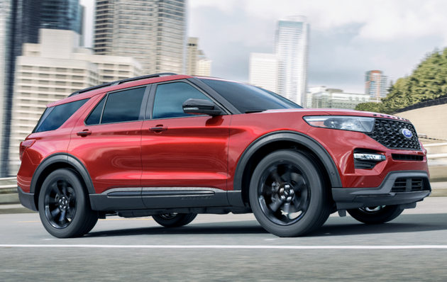 Ford_Explorer_Plug-In_Hybrid_red