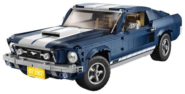 Ford_LEGO_Mustang_1967_front