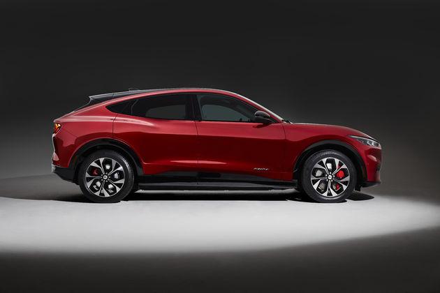 Ford Mustang Mach-E gaat iedereen verrassen