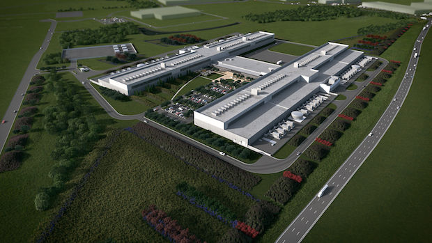 Fort Worth datacenter Texas