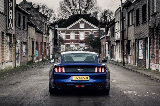 Foto van Team Mustang Center Nederland_Stefan Stolk_3
