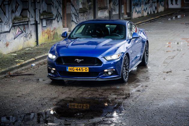 Foto van Team Mustang Center Nederland_Stefan Stolk_5