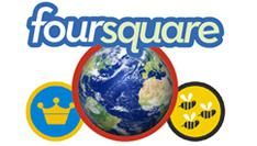 Foursquare gaat ook richting San Francisco
