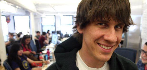 """Foursquare-oprichter Dennis Crowley: """"een goede app kan het gedrag van mensen veranderen"""""""