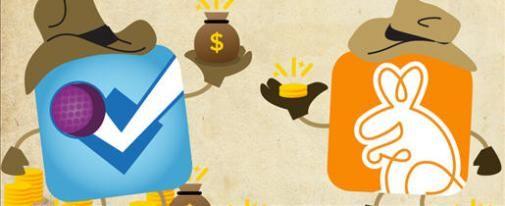 Foursquare versus Gowalla: een maand na SXSW
