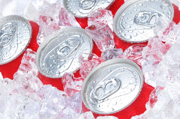 frisdrank-cola