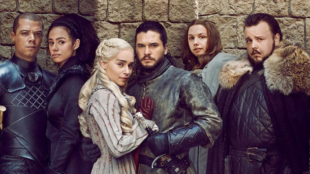 Record voor eerste aflevering Game of Thrones