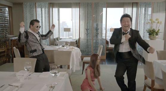 'Gangnam Style' Psy verbreekt opnieuw records met nieuwe videoclip