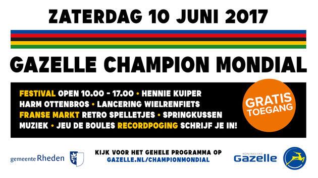 Gazelle-Champion Mondial