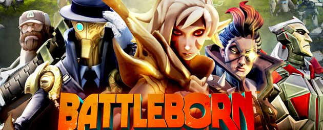 Gearbox Software introduceert Battleborn: een MOBA in de eerste persoon