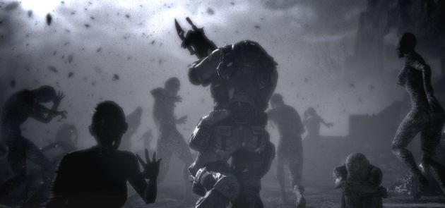Gears of War 3 campaign video belooft wat