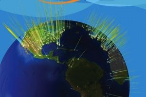 Gebruik breedbandinternet wereldwijd steeds meer en sneller