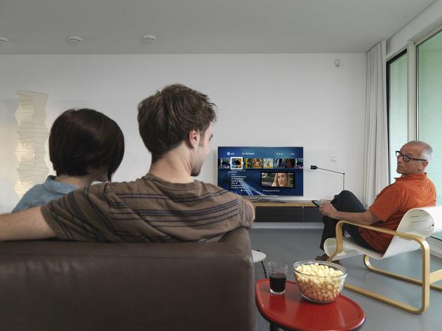 Gedownloade film / serie eenvoudig op je TV-scherm kijken