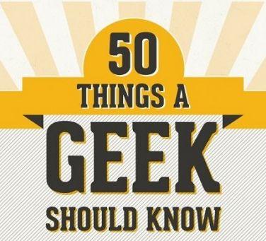 Geek of Keeg? [infographic]