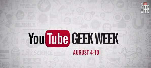 Geek Week van start met Blockbuster Sunday
