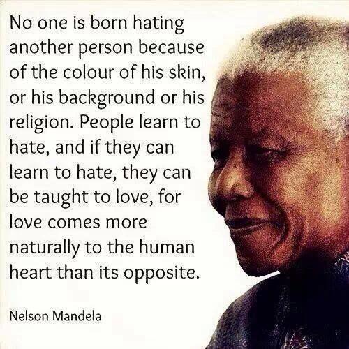 Geen Doodle maar een link om Nelson Mandela te herdenken