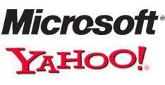 Geen hoger bod van Microsoft op Yahoo!