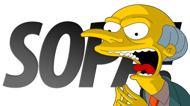 'Geest van SOPA' keert terug bij nieuw wetsvoorstel