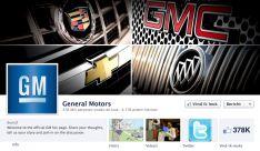 GM stopte met Facebook ads vanwege een slechte pitch