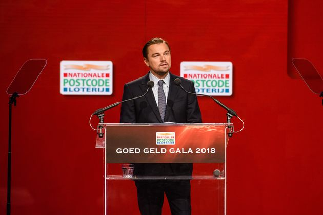 Goed-Geld-Gala-2018---Leonardo-DiCaprio
