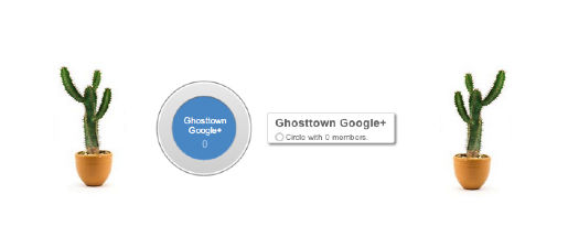 """Going viral"" in de spookstad Google+"