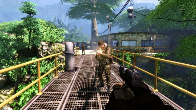 Goldeneye 007: Reloaded [preview]