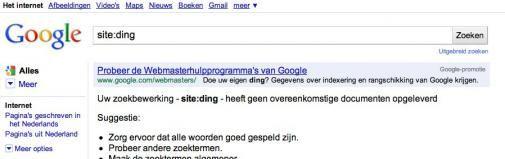 Google adverteert slim, maar vertaalt slecht