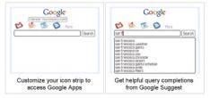 Google app voor je Blackberry